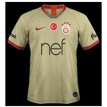 Galatasaray 2020 maillot exterieur foot