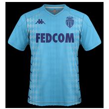 Monaco 2020 3eme maillot third 19-20