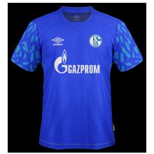 Schalke 2020 nouveau maillot domicile