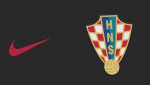 Croatie Euro 2020 couleur maillot foot exterieur