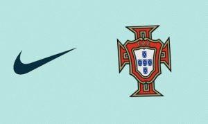 Portugal Euro 2020 couleur maillot de football exterieur
