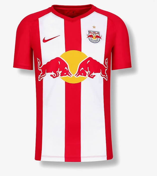 Red Bull Salzbourg 2020 maillot domicile officiel