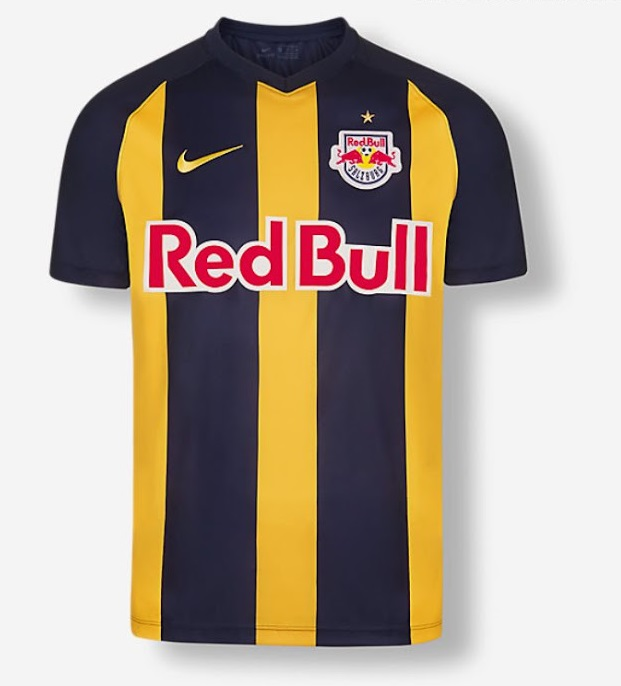 Red Bull Salzbourg 2020 maillot exterieur Nike