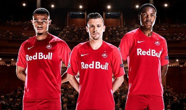 Red Bull Salzbourg 2020 les nouveaux maillot de foot