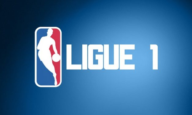 Maillots de foot Ligue 1 version NBA Basketball