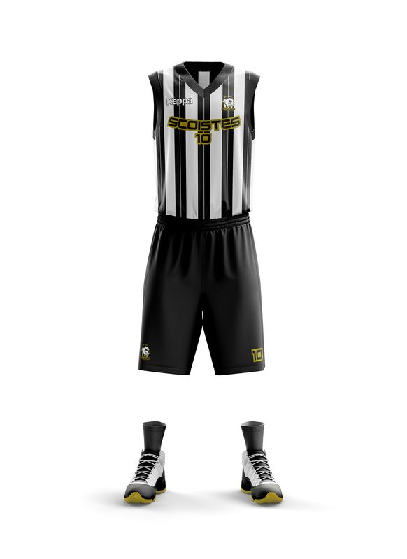 maillot NBA Angers basket foot scoistes