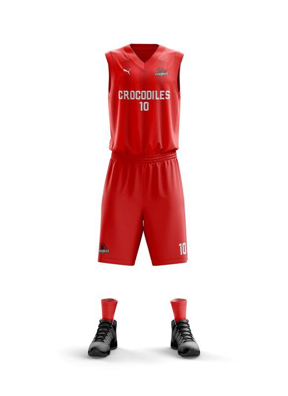maillot NBA Nimes Crocodiles basketball