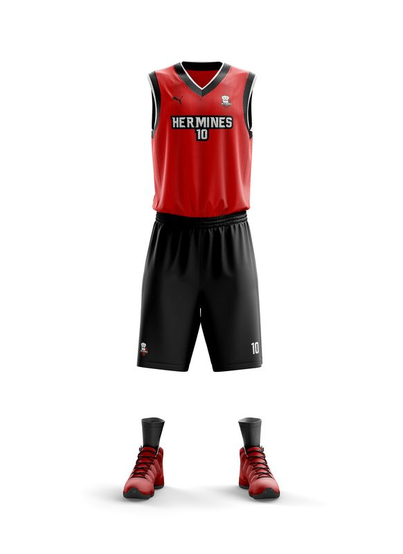 maillot Rennes NBA hermines