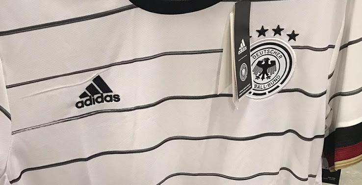 Allemagne Euro 2020 maillot de foot