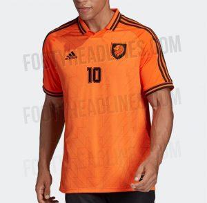 Amsterdam Euro 2020 maillot de foot