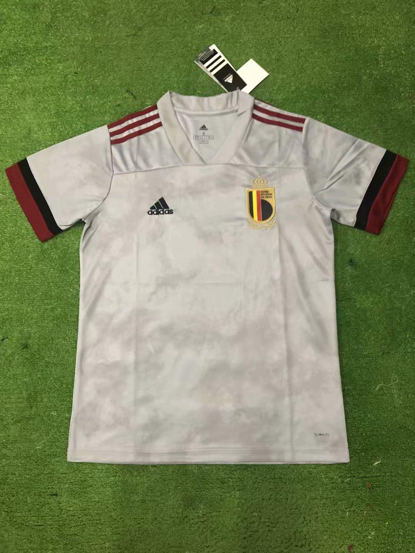 Belgique Euro 2020 maillot exterieur foot