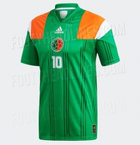 Dublin Euro 2020 maillot de foot