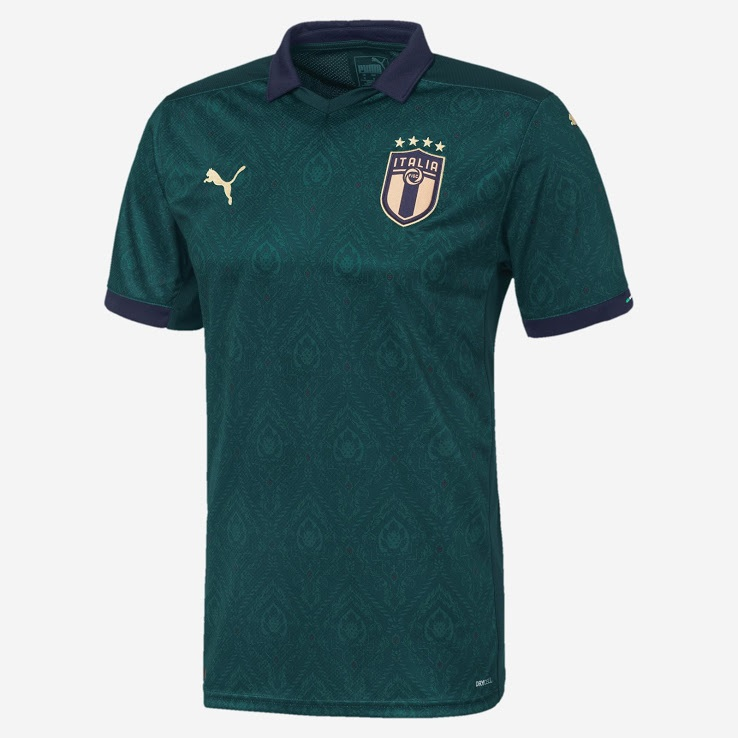 Italie 2019 2020 third maillot renaissance