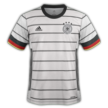 Allemagne Euro 2020 maillot football domicile