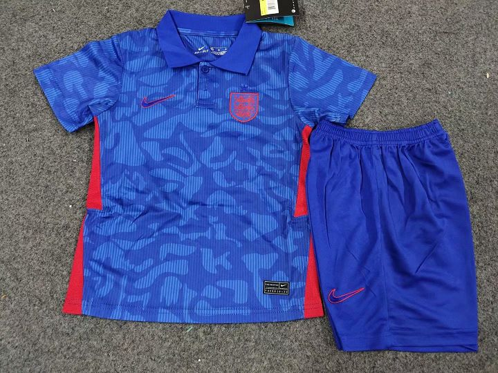 Angleterre Euro 2020 Nike maillot exterieur et short