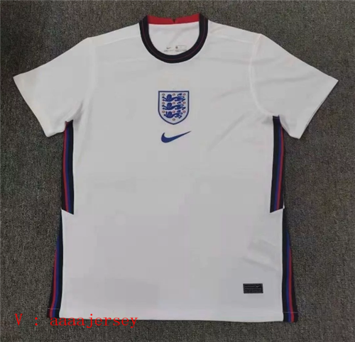 Angleterre Euro 2020 maillot domicile foot