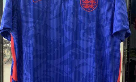 Angleterre Euro 2020 les nouveaux maillots de foot par Nike