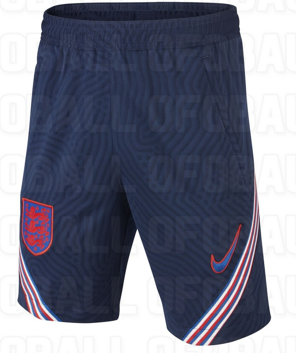 Angleterre Euro 2020 short possible
