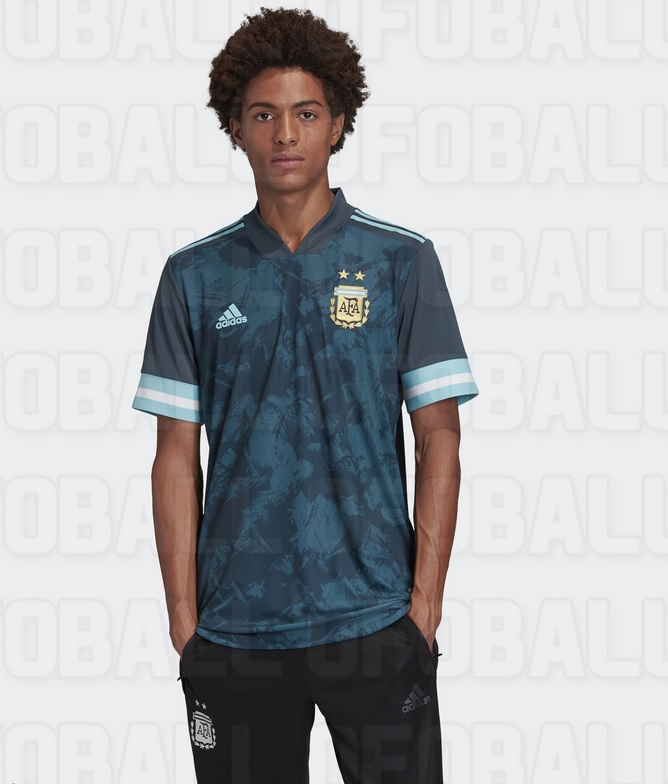 Argenitne 2020 nouveau maillot exterieur Copa America