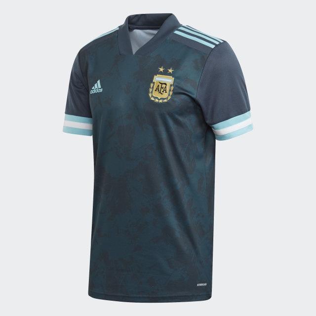 Argentine 2020 maillot de foot Copa America Adidas