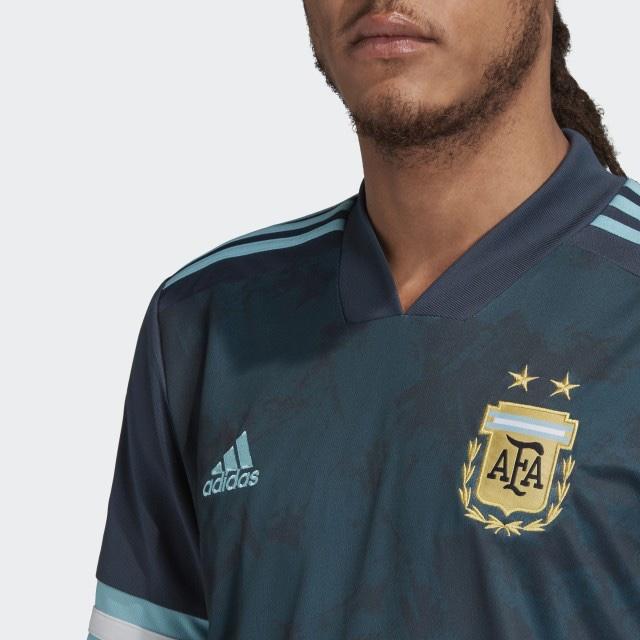 Argentine 2020 maillot footballCopa America détails