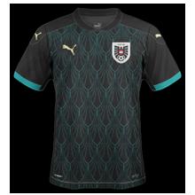 Autriche Euro 2020 maillot exterieur foot
