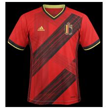 Belgique Euro 2020 nouveau maillot football domicile