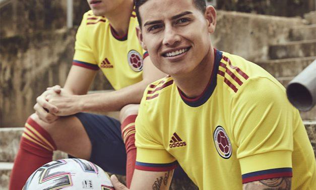 Nouveaux maillots foot Colombie Copa America 2021
