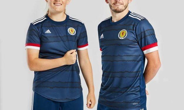 Les maillots de foot Ecosse 2020 par Adidas