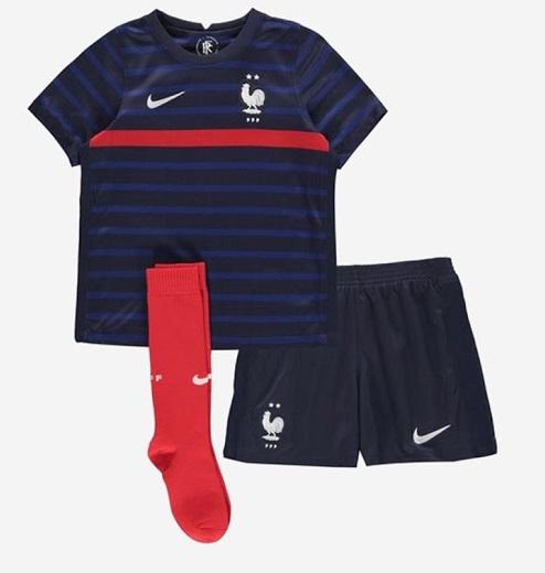 France 2020 Euro ensemble de foot