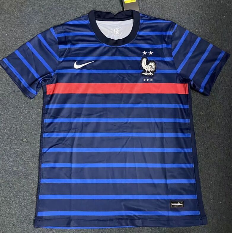 France Euro 2020 maillot de foot domicile Nike