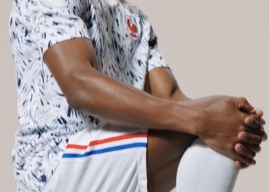 France Euro 2020 short exterieur
