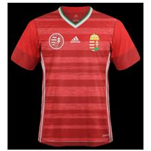 Hongrie Euro 2020 maillot de football domicile