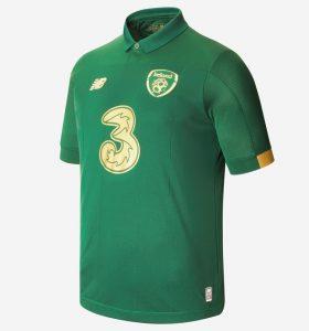 Irlande 2020 maillot domicile