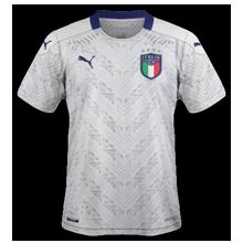 Italie Euro 2020 maillot exterieur foot
