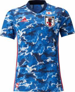 Japon 2020 maillot domicle Adidas