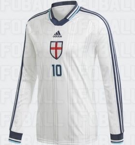 Maillot foot Euro 2020 Londres