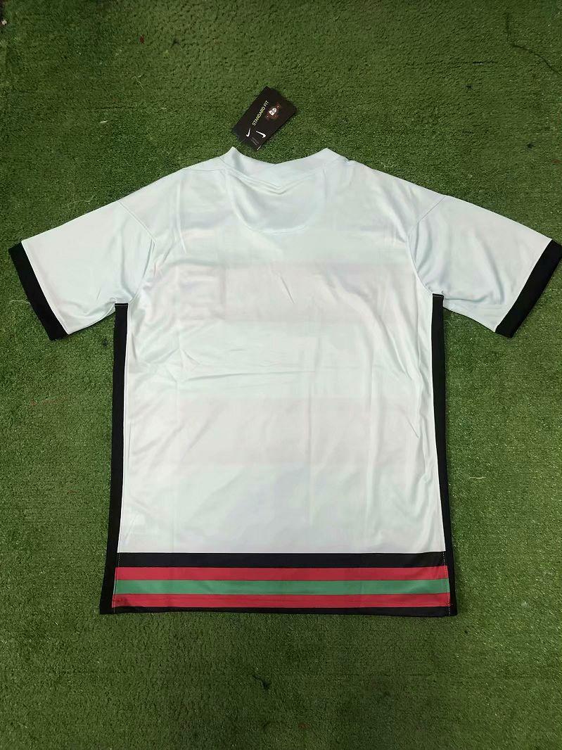 Portugal Euro 2020 maillot exterieur football dos