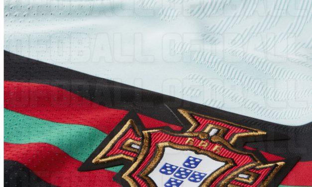 Les nouveaux maillots Portugal Euro 2020