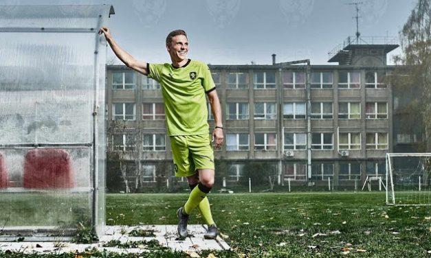 République Tchèque Euro 2020 nouveaux maillots de foot