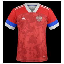 Russie Euro 2020 maillot de foot domicile