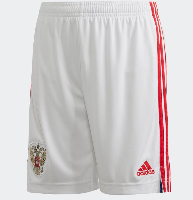 Russie Euro 2020 short foot domicile