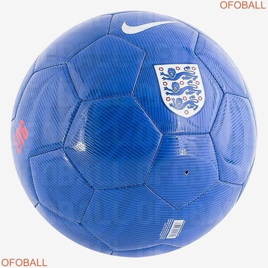 ballon couleur maillot exterieur Angleterre Euro 2020 Nike