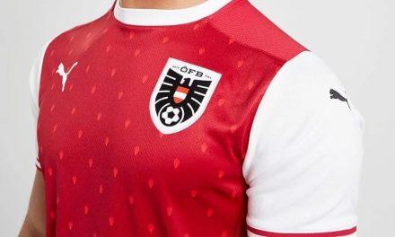 Maillots de foot Autriche Euro 2020