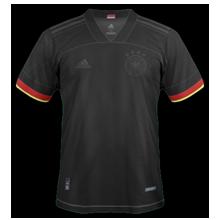 Allemagne Euro 2020 maillot exterieur