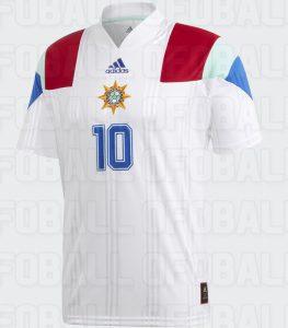 Bakou maillot Euro 2020