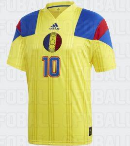 Bucarest maillot Euro 2020