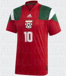 Budapest maillot Euro 2020