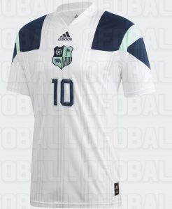 Los Angeles maillot Adidas