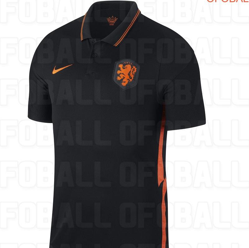 Pays-Bas Euro 2020 maillot exterieur Nike